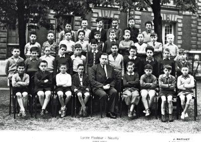 Pasteur 1952-53