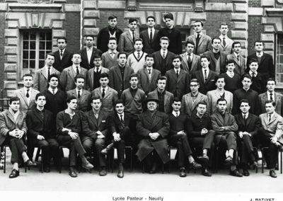 Pasteur 1960-61